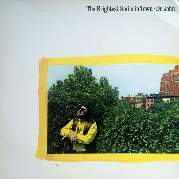 "Dr. John ‎""The Brightest Smile In Town"" NM- 1983"