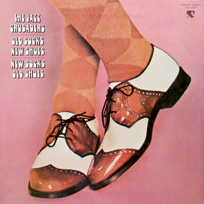 """The Jazz Crusaders """"Old Socks, New Shoes..."""" VG+ 1970"""