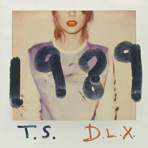 "Taylor Swift ""1989"" *CD* 2014"