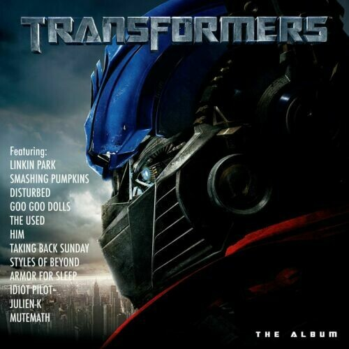 """Various """"Transformers: The Album (OST)"""" *CD* 2007"""