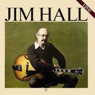 """Jim Hall """"Jim Hall Live!"""" VG+ 1975"""