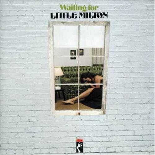 """Little Milton """"Waiting For Little Milton"""" NM 1973 *DE press!*"""