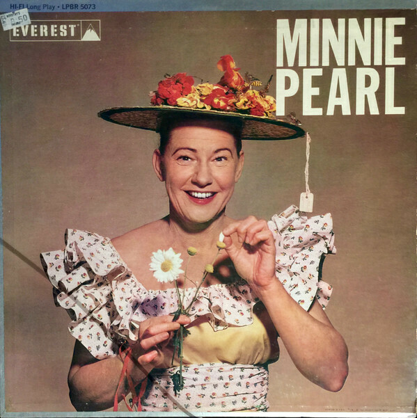 "Minnie Pearl ""Minnie Pearl"" NM- 1960 *MONO*"