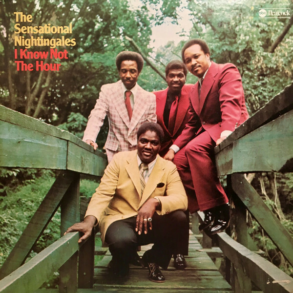 """The Sensational Nightingales """"You Know Not The Hour"""" EX+ 1974"""