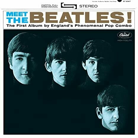 "The Beatles ""Meet The Beatles"" (G+) 1964 [r5550107]"