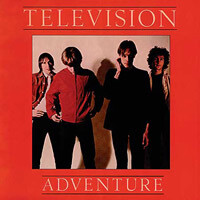 "Television ""Adventure"" Ltd. Red Vinyl *SYEOR*"
