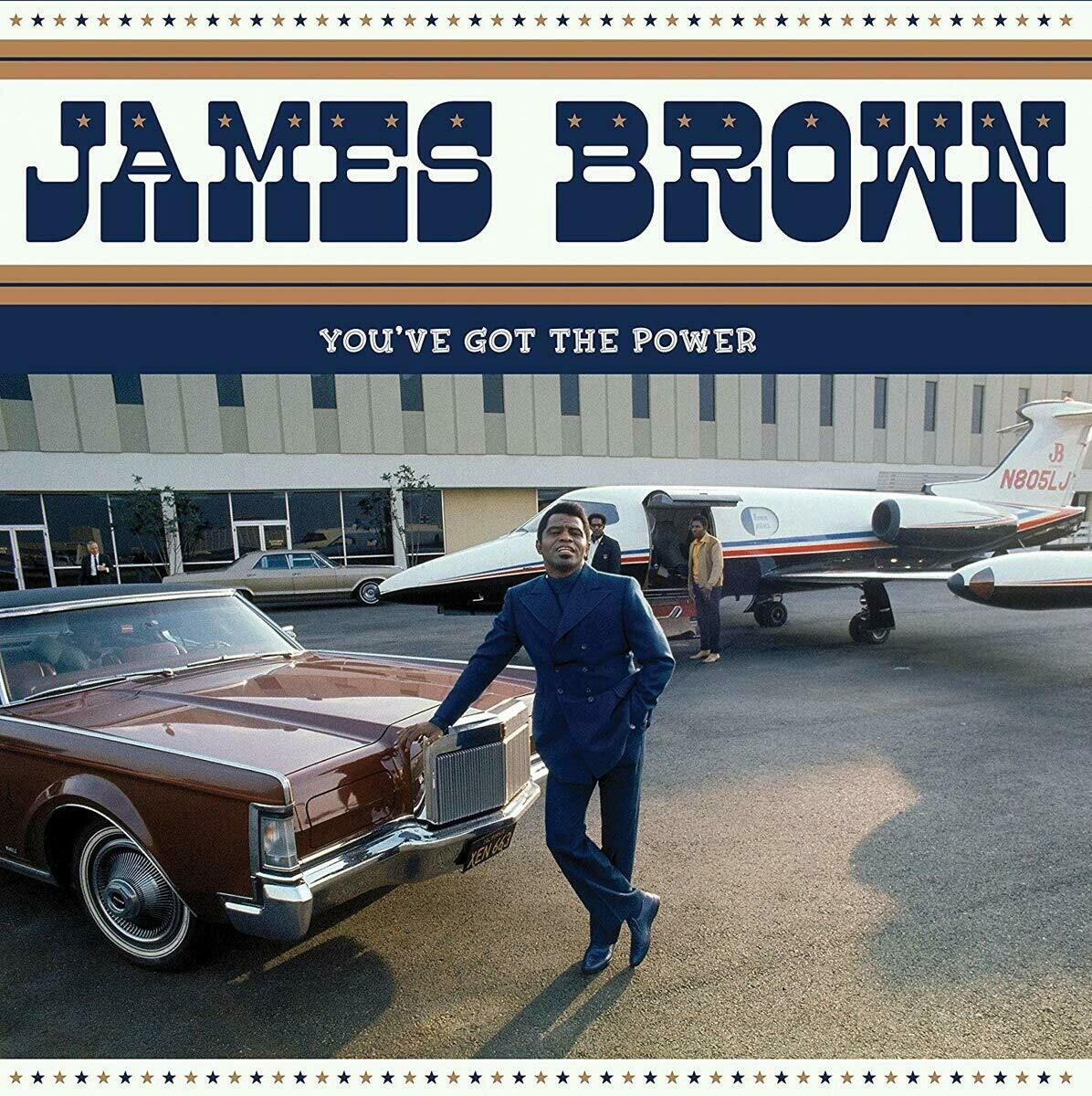"""James Brown """"You've Got The Power: Federal & King Hits 1956-62"""""""