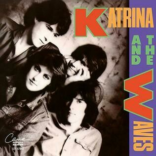 "Katrina And The Waves ""Katrina And The Waves"" NM 1985"