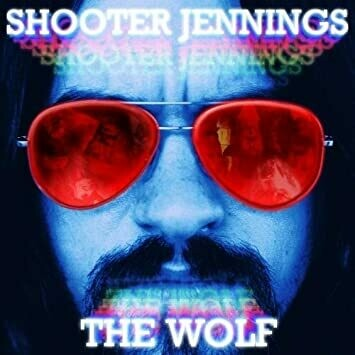 "{DSCGS} Shooter Jennings ""The Wolf"" NM 2007"