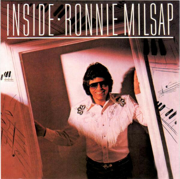 "Ronnie Milsap ""Inside"" NM- 1982"
