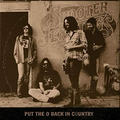 """{DSCGS} Shooter Jennings """"Put The O Back In Country"""" NM 2005"""