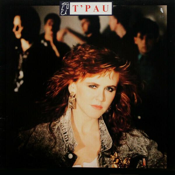 """T'Pau """"T'Pau"""" EX+ 1987 {HEART AND SOUL!}"""