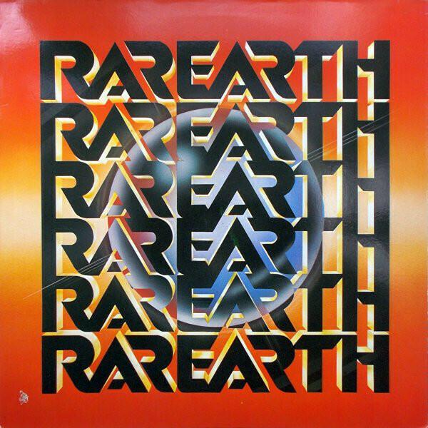 "Rare Earth ""Rarearth"" EX+ 1977 *cutout!*"