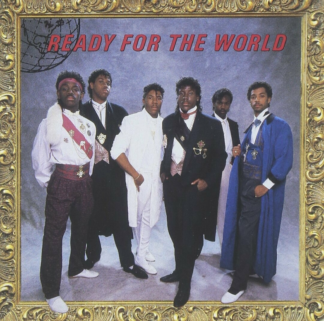 """Ready For The World """"Long Time Coming"""" *SEALED* 1986"""