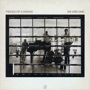 """Pieces Of A Dream """"We Are One"""" VG+ 1982 *SW/DNAP*"""