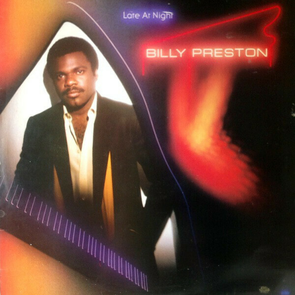 "Billy Preston ""Late At Night"" NM- 1979"