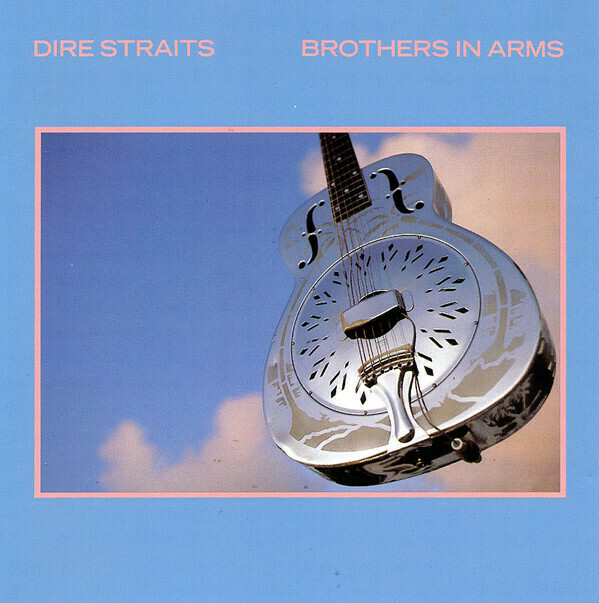 """Dire Straits """"Brothers In Arms"""" NM 1985 [r4188172]"""