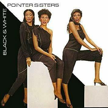 "Pointer Sisters ""Black & White"" EX+ 1981"