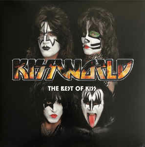 "Kiss ‎""Kissworld (The Best Of Kiss)"" {2xLPs!}"