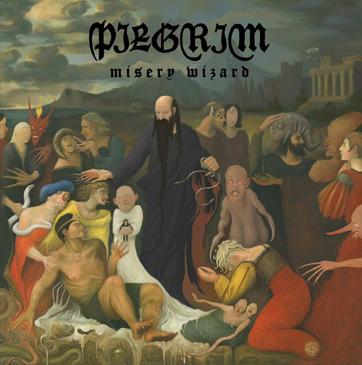"Pilgrim ""Misery Wizard"""