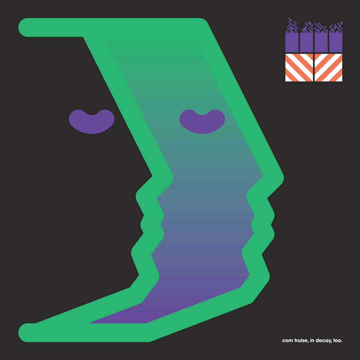 """Com Truise """"In Decay Too"""""""