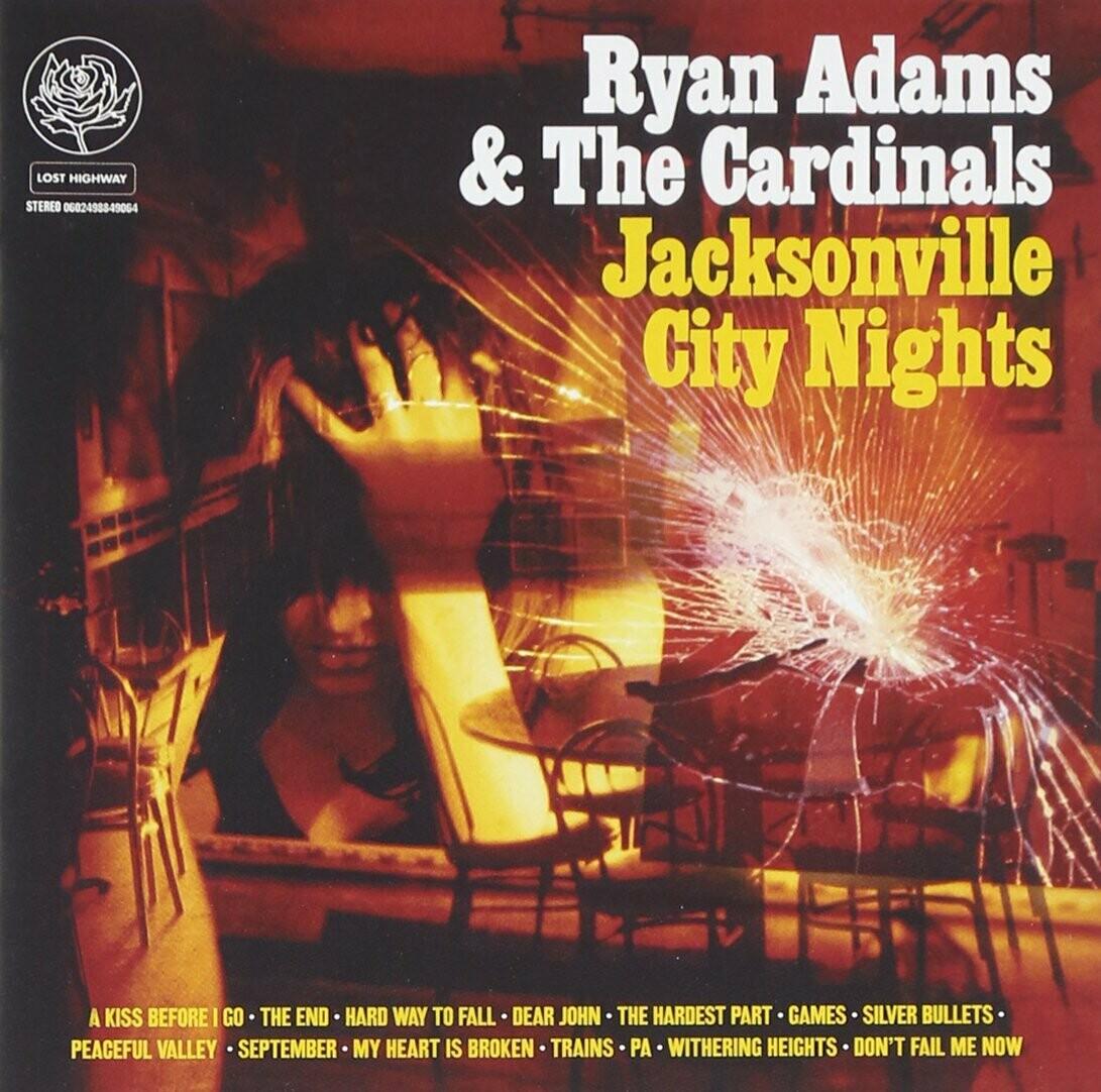 "Ryan Adams & The Cardinals ""Jacksonville City Nights"" NM- 2005 {2xLPs!}"