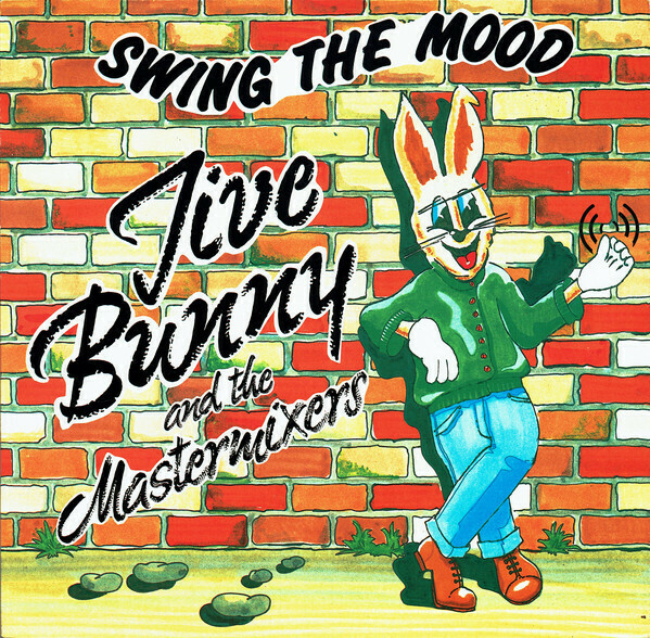 "Jive Bunny & The Mastermixers ""Swing The Mood"" {12""} NM 1989"