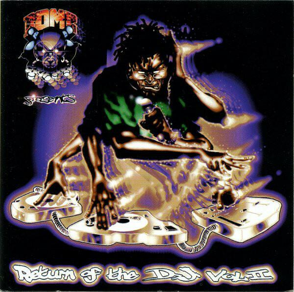 "Various ""Return Of The D.J. Vol. II"" (G+) 1997 {2xLPs!}"