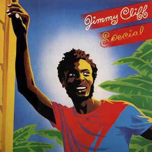"""Jimmy Cliff """"Special"""" EX+ 1982"""