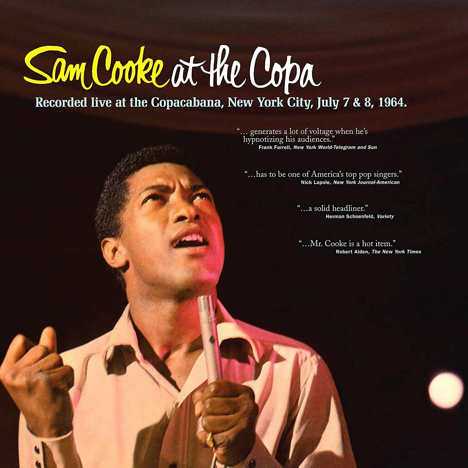 "Sam Cooke ""At The Copa"""