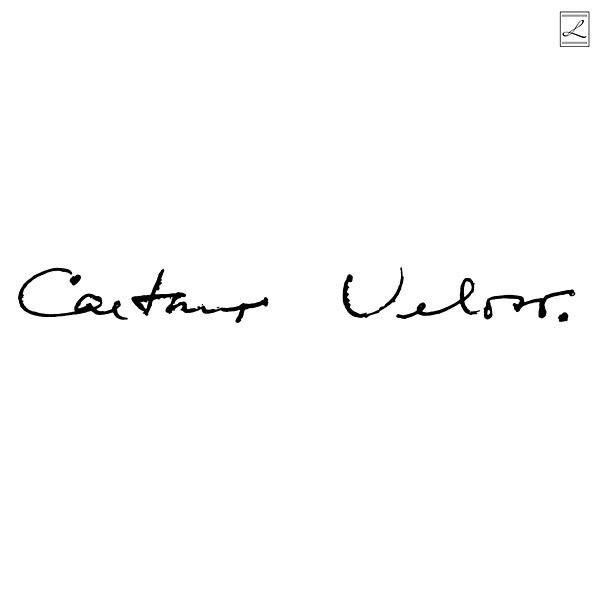 "Caetano Veloso ""Caetano Veloso (Irene a.k.a. Álbum Branco)"" *ltd. ed. 500 copies!* {clear vinyl}"