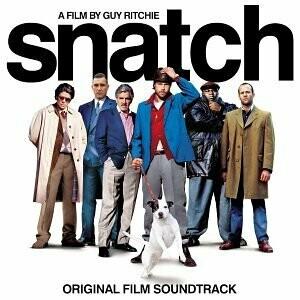 """Various """"Snatch (OST)"""" *CD* 2001"""