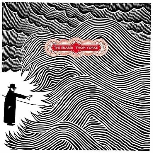 "Thom Yorke ""The Eraser"" *CD* 2006"