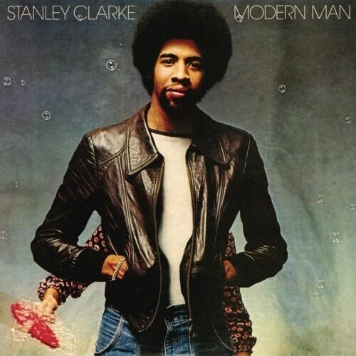 """Stanley Clarke """"Modern Man"""" VG 1978"""
