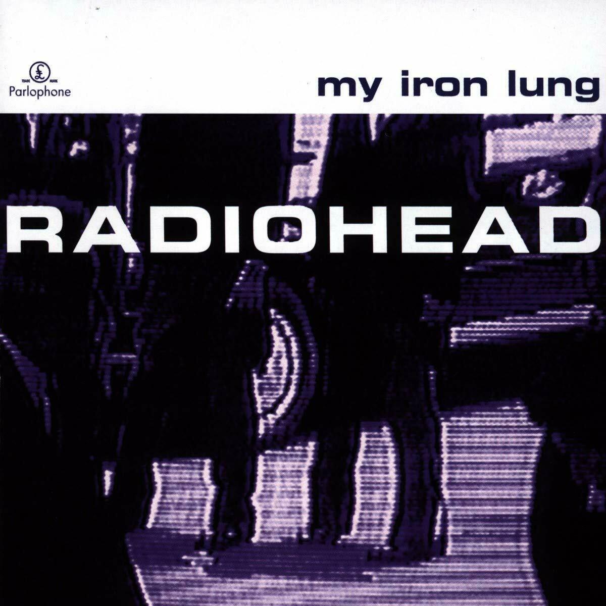 "Radiohead ""My Iron Lung"" *CD* 1994"