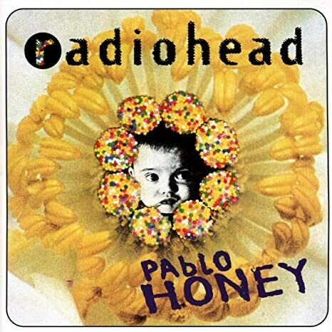 "Radiohead ""Pablo Honey"" *CD* 1993"