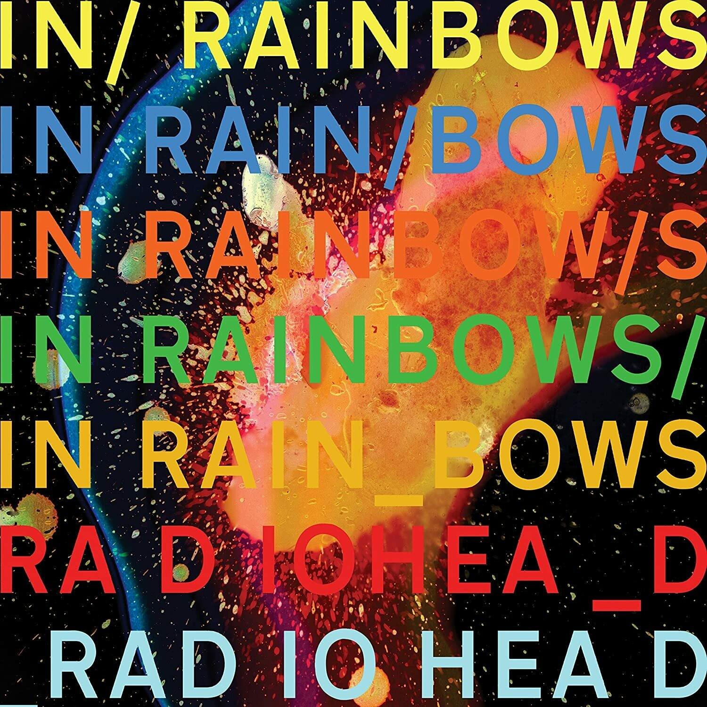 "Radiohead ""In Rainbows"" *CD* 2008"