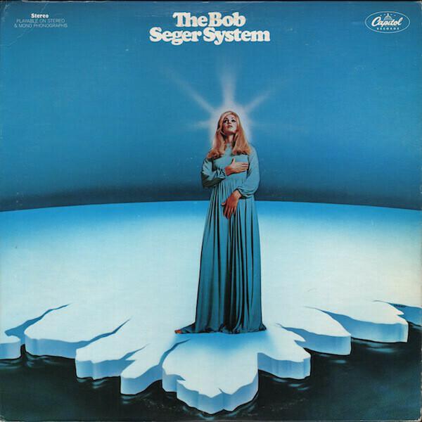 "Bob Seger System ""Ramblin' Gamblin' Man"" VG- 1968"