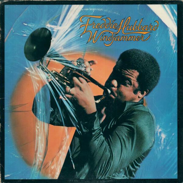 """Freddie Hubbard """"Windjammer"""" VG 1976"""
