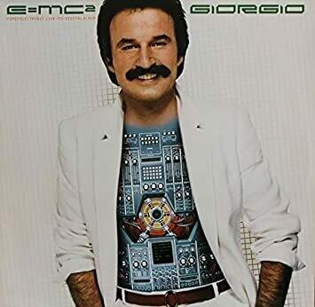 """Giorgio Moroder """"E=MC²"""" VG+ 1979"""