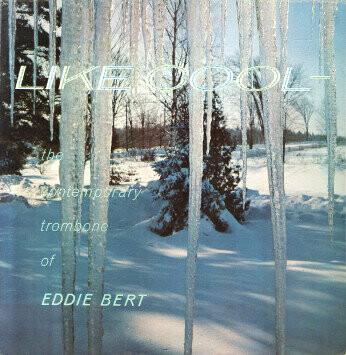"""Eddie Bert """"Like Cool"""" VG 1958"""