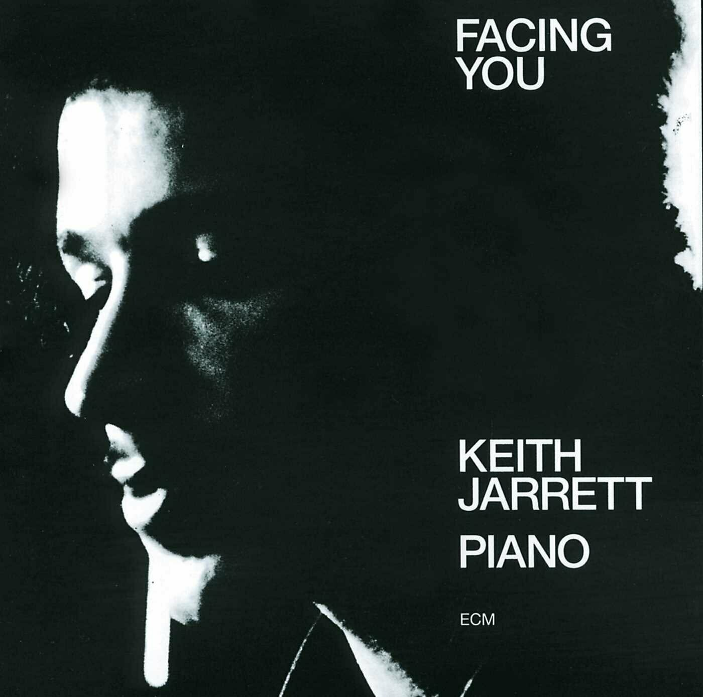 "Keith Jarrett ""Facing You"" NM 1972 *DE press!*"