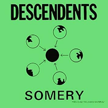 "Descendents ‎""Somery"" *CD* 1991"