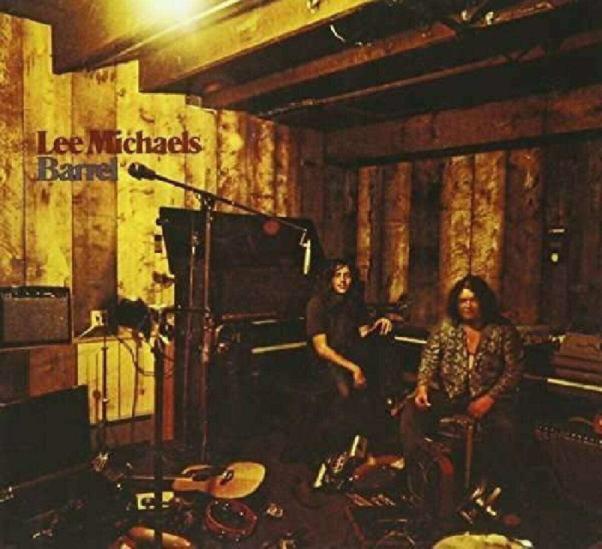 """Lee Michaels """"Barrel"""" EX+ 1970"""