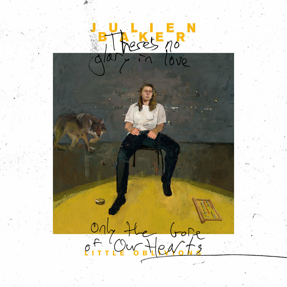 "Julien Baker ""Little Oblivions"""