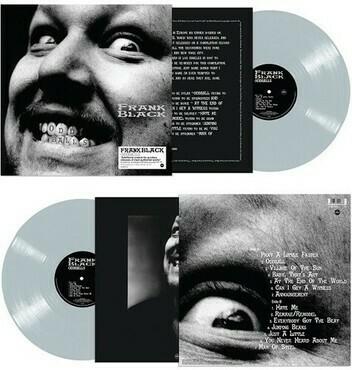 """Frank Black """"Odd Balls"""" *on silver vinyl!*"""