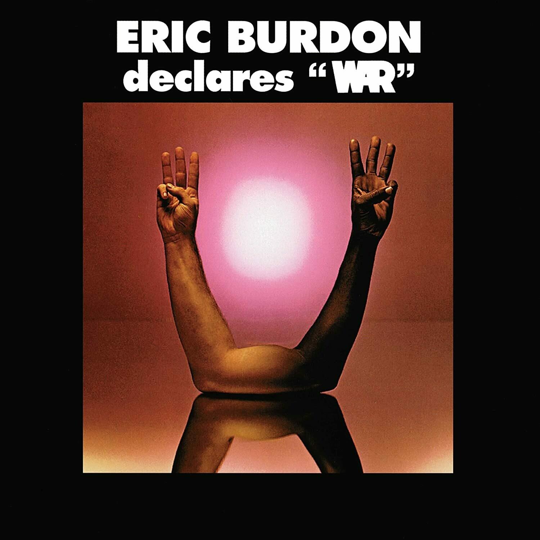"Eric Burdon & War ""Eric Burdon Declares War"" NM- 1970"