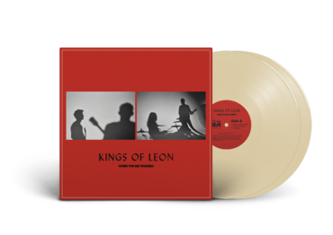 """Kings Of Leon """"When You See Yourself"""" *Cream Colored Vinyl*"""