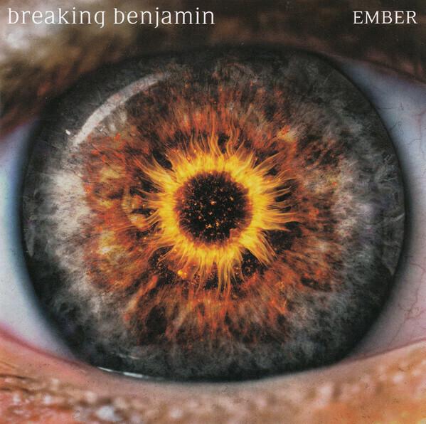 """Breaking Benjamin """"Ember"""" NM 2018"""