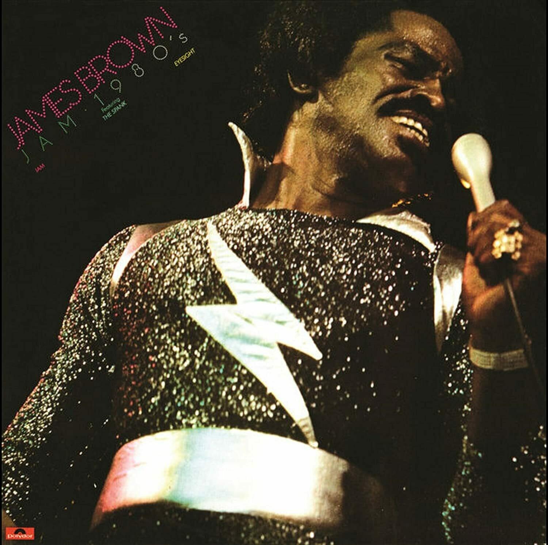 "James Brown ""Jam/1980's"" VG 1978"